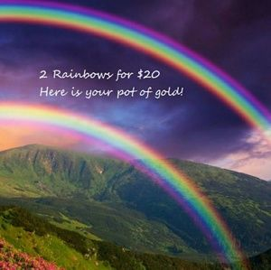 Other - 2 rainbows for $20
